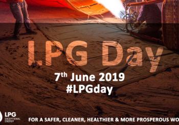 7th June - #LPGday