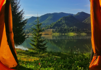 5 правила за къмпингуване в диви местности