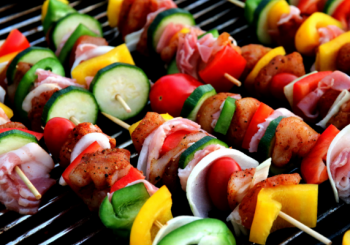 Find out how to cook healthy on your BBQ