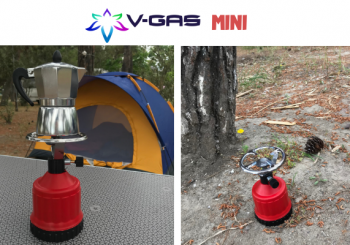 Going on a Mountain Trip With V-Gas Mini