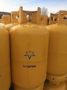 Съвети за безопасност при работата с газови бутилки