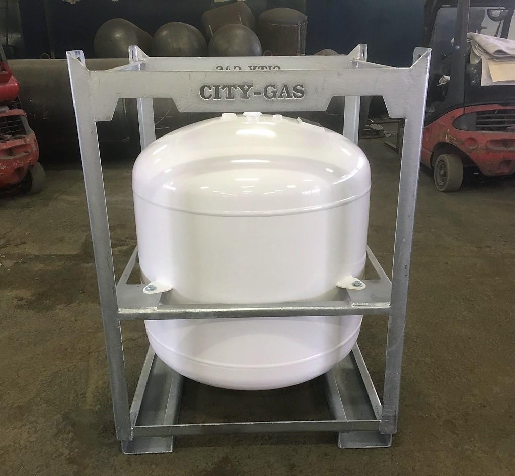 V-Gas предлага нов вид резервоар с обем 760 литра