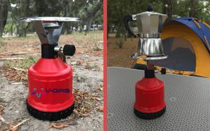 Винаги можете да разчитате на V-Gas Mini