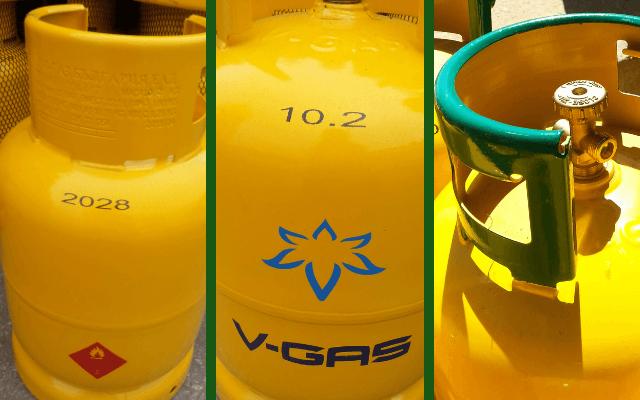 Изберете надеждни пропан-бутанови бутилки