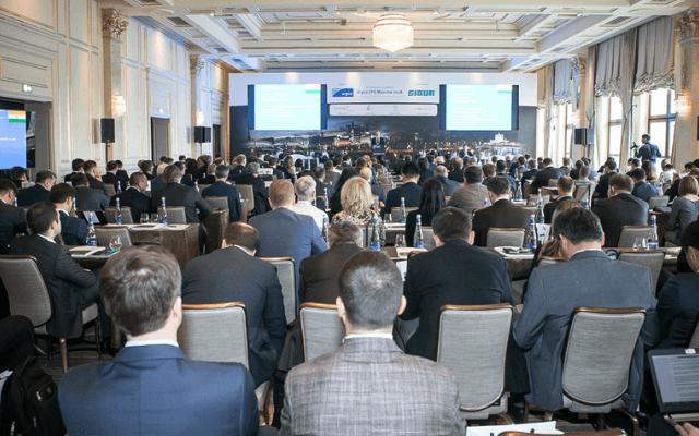 V-Gas се включи в LPG конференция на високо ниво в Сочи