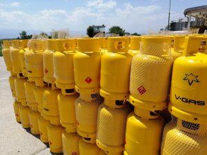Само за 2019 г. закупихме 10 500 нови газови бутилки