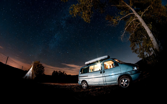 Some Practical Tips for Wintering the Caravan and Camper