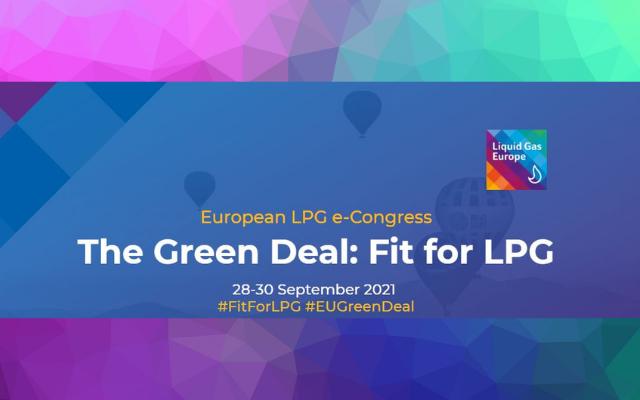 Европейският LPG конгрес ще се проведе онлайн между 28 и 30 септември